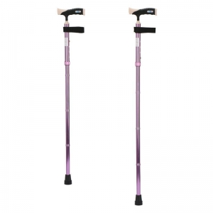 China walker 2048 Aluminum alloy folding crutches on sale