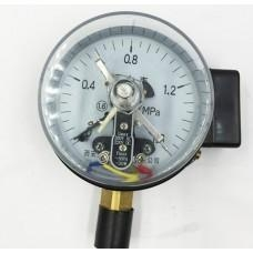 China Electric contact pressure gauge on sale