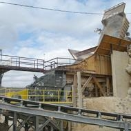 China construction aggregate crusher plant on sale