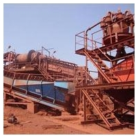 China iron ore beneficiation plant cost on sale