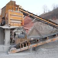 China metal copper ore crushing plant on sale
