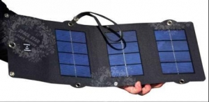 China 5W 5V Portable Mono-Folding Solar Panel Charger for Mobile Phone on sale