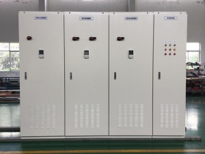 China Inverter soft start cabinet on sale