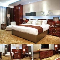 China 5 Star Hotel Bedroom Furniture on sale
