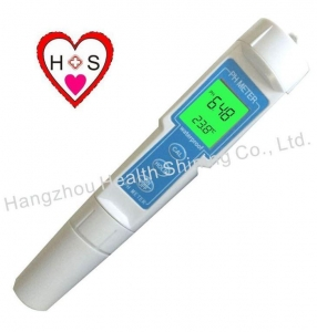 China Water Test Meter High Accuracy Digital pH Meter on sale
