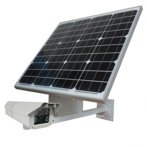China Wireless Solar Powered Security Camera on sale