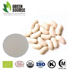 China Herbal Extract Powder White Kidney Bean Extract Powder on sale