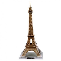 China Toys DIY Architecture 3D Puzzle Eiffel Tower (35pcs, difficulty 4 of 5) on sale