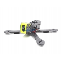 China GEPRC GEP-AX4 Airbus 4 Inch 180mm X Type DIY Frame Kit for FPV Racer on sale