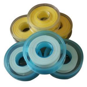 China White/Yellow Teflon PTFE Thread Seal Tape on sale