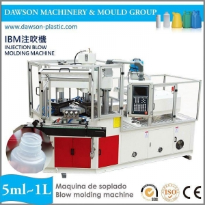 China Full Automatic Injection Blow Molding Machine on sale