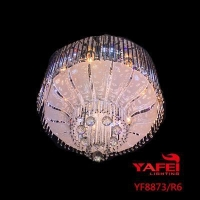 China 2017 Modern glass ceiling lamp on sale
