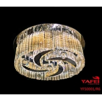 China Modern Metal Round LED Ceiling Light Fixtures on sale