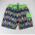 China Green Little Boys' Swim Trunks on sale