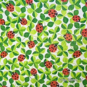 China Lady Bug Gift Wrap on sale