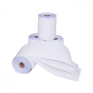 China N-01-2 3-ply Continuous NCR Carbonless Paper Roll For Pos Ma on sale