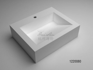 China Molded Vanity Tops with Sink on sale