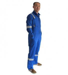 China Flame Retardant WorkWear Flame Retardant Overall on sale