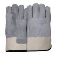China 19 Clothing Calf Skin Working Gloves on sale
