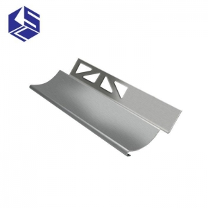 China Stainless Steel Tile Trim Internal Corner Tile Trim on sale