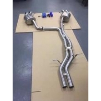 S32205 Modified exhaust pipe for ISUZU