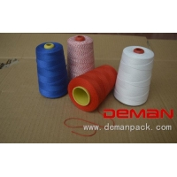 10/3/4 Provided Big Quantity Good Quality Polyester Bag Closing Thread /sewing Thread