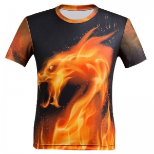 China Candy 3D Sublimated Tees on sale