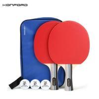 ping pong paddles(3 balls, 1 bag, 2 rackets)