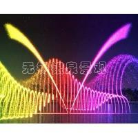 Music water fountain Changhong penetration