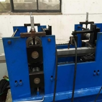 China Roll forming machine Pallet rack beam roll forming machine on sale
