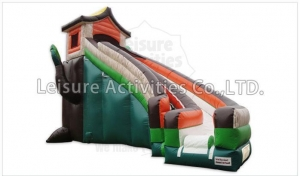 China Dry Slides Tree House Slide Tree House Slide on sale