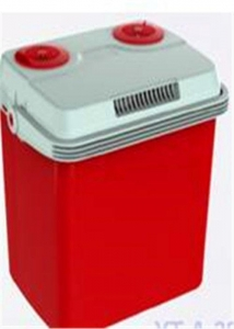 China Portable Electric Car Cooler on sale