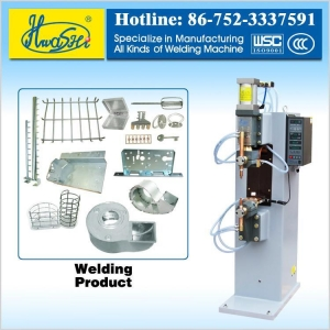 China Multiple Functions Pneumatic Spot Welding Machine on sale