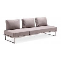 Sofas Outdoor sectional sofa chaise lounge(SC010T3)
