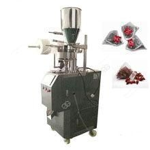 China Automatic nylon triangle bag packaging machine on sale