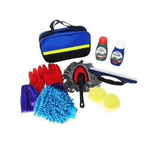 China 9pcs Auto car wash cleaning tools kit on sale