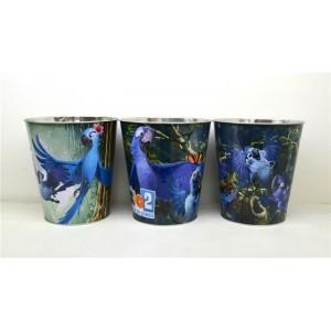 China Ice bucket, Beer bucket Metal Ice Bucket for ALS Ice Bucket Challenge on sale