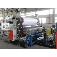 China PE, PP, PC, ABS sheet sheet production line on sale