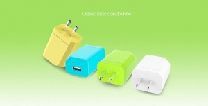 China USB adapters/USB charger CF-BW-T074 5V2A USB Travel Charger on sale