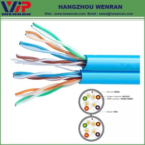 China Network Cable UTP CAT5e DUPLEX on sale