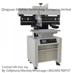 China ESD & Cleanroom Equipment 1200mm semi-automatic solder paste printer on sale