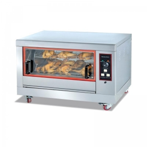 China Chicken Rotisseries Electric Chicken Rotisseries With Universal Caster KEB-268 on sale