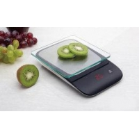 China OCZ-K2025 hide magic LED glass touch kitchen scale 5kg on sale