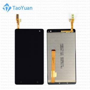 China For HTC Desire 600 LCD Screen Assembly Without Frame on sale