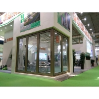 China Product: The FZ70 series insulation Angle folding door on sale