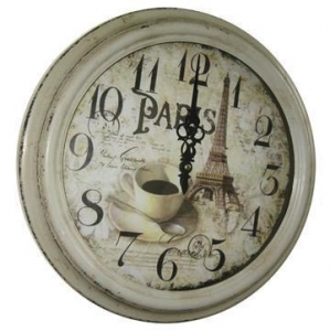 China Metal Wall Clock Numbers:KLM16-W105 on sale