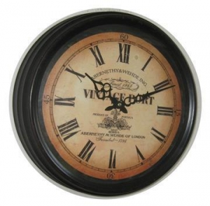 China Metal Wall Clock Numbers:KLM16-W108 on sale
