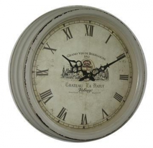 China Metal Wall Clock Numbers:KLM16-W113 on sale
