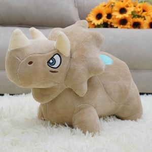 China Cartoon dinosaur plush toy dragon soft toys tricer DS-DG007 on sale