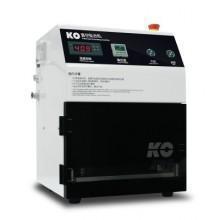 China KO Mobile Screen Laminating Machine + Vacuum Pump + Air Compressor on sale